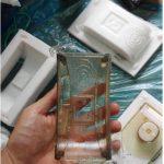 ساخت قالب های سیلیکونی